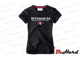 Футболка женская  Division 44