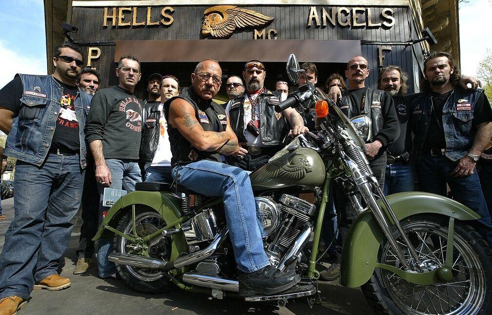 Мотоклуб Ангелы ада