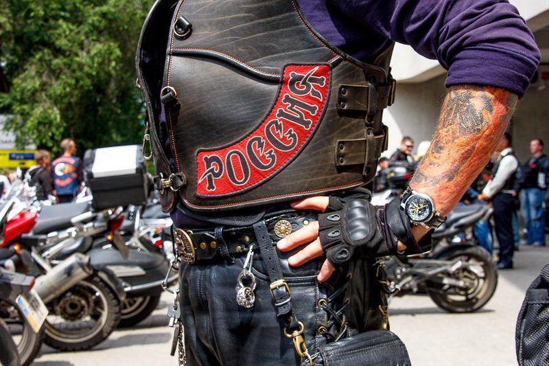 Одежда для байкеров